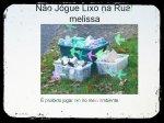 melissa reciclagem